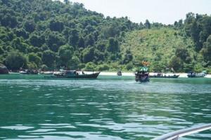 marcus island myanmar