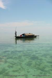 Myanmar sea gypsy