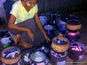 Myanmar Dessert