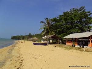 Parker beach Myanmar