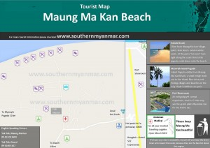 Maung Ma Kan Map