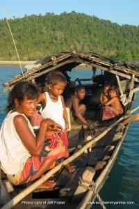 Moken Boat
